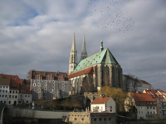 Görlitz, la perla alemana