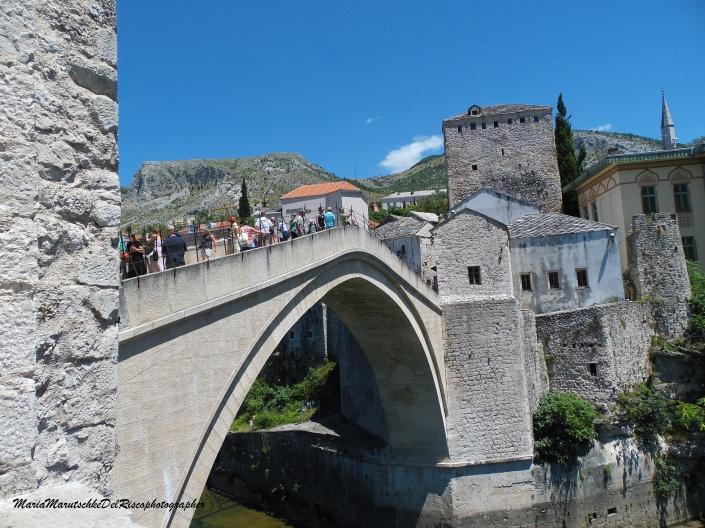 Ciudad de Mostar, Bosnia Herzegovina